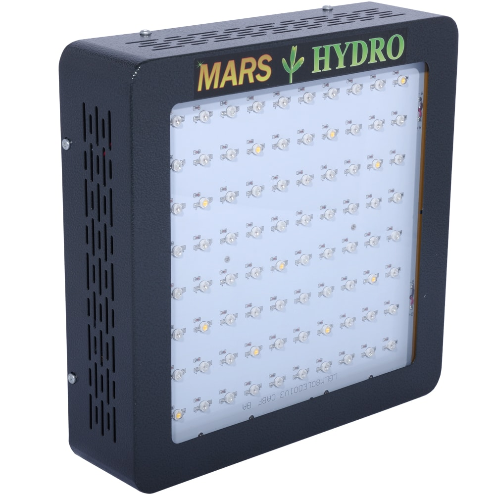 MARS HYDRO II 400 Watt LED LIGHT Front