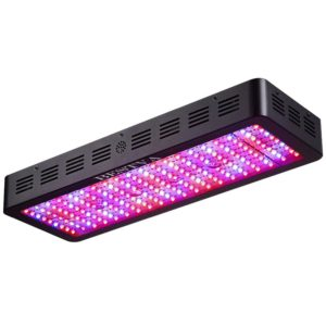 BESTVA Review 2000W Double Chips (Full Spectrum) - LED Grow Light